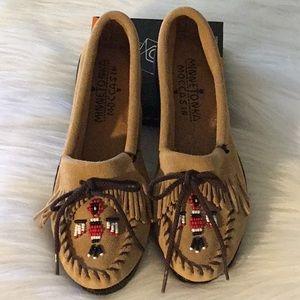 Minnetonka Moccasin Shoes